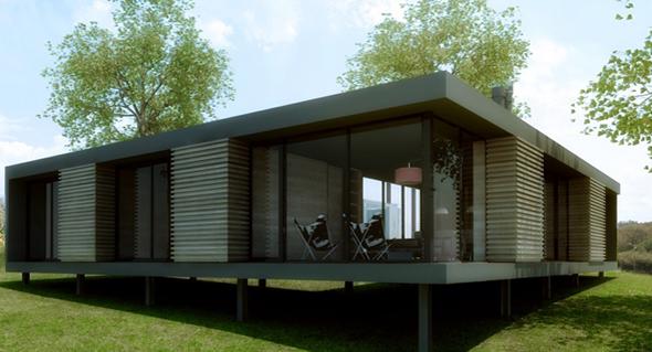 Casa moderna en Altos de la Tahona